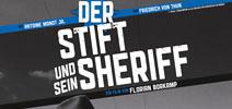 Der Stift und sein Sheriff - Plakat 01