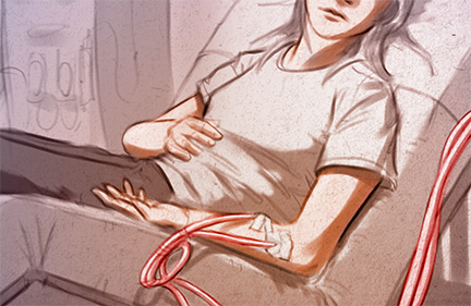 Ärger in der Dialysepraxis
